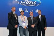 CES Asia 2015直擊 Ford發表最新多元車用科技