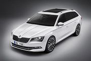 新一代Škoda Superb Combi問世,臺灣市場最快年底車展亮相