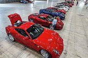 車主和車迷同樂,Ferrari Mille Miglia 2015