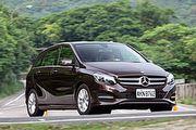 2.2升新柴力展現,M-Benz B 200 CDI產品體驗