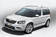 Škoda 7月份促銷 鎖定旗下運動休旅車Yeti