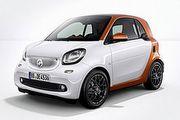 全新Smart上市 7月促銷推出分期優惠與交車禮