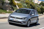 3車型規劃、110萬起接單,VW Golf Sportsvan發表前配備完整揭露