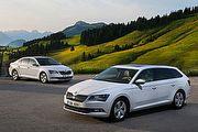 一桶油跑1,780公里,全新Škoda Superb GreenLine將於法蘭克福車展亮相