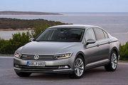 Volkswagen Passat榮獲「Best of Best」德國設計大獎等八項肯定