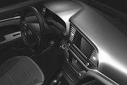 Hyundai新Elantra內裝圖露出,同步公佈法蘭克福參展陣容