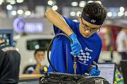 寶嘉聯合贈引擎培訓國內選手,2015國際技能競賽獲銅牌