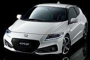 外型、底盤同步強化,Honda再次推出小改款CR-Z