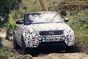 11月發表、明年初上市,Land Rover Evoque Convertible即將問世