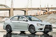 限量1,600輛、最終販售車型,Mitsubishi發表美規Lancer EVO最終特式版
