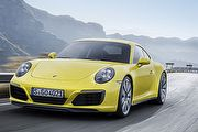 四驅反應更快,Porsche發表小改911 Carrera 4及Targa 4