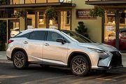 10月21日發表,Lexus第四代RX接單價店頭釋出