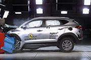 Euro NCAP最新評鑑,Mazda MX-5四星評價、3代Hyundai Tucson獲五星評價