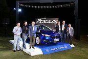 馬丁頭搭新動力,Ford Focus小改款發表上市