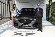 259萬起、7種車型選擇,Jaguar大改款XF車系國內正式發表