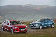 省油新選,Mazda3在英國加入1.5升柴油動力