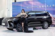 內外小針美容、LSS+標配導入,小改款Lexus LX車系465萬起登臺