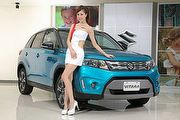 Suzuki Vitara擔綱主秀,Suzuki公佈臺北車展展演內容