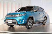 2016臺北車展:Suzuki展出Vitara、預計最快第2季末上市