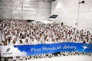 飛行夢啟航,HondaJet獲美國航管局認證展開交機