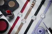 浪琴迷你系列鑲鑽珠寶錶、多情系列新春指定腕錶