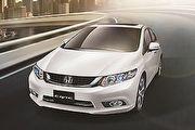 Honda勇奪國產成長冠軍,本月送機票再享0利率