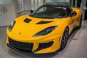 建議售價628萬元起、車系最強車型,Lotus Evora 400即日抵臺