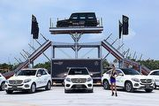 展現越野實力,2016 M-Benz休旅越野極限體驗