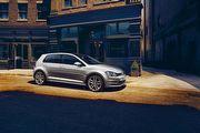 Golf指定車型免費升級配備,VW 5月促銷優惠實施