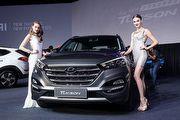最多較預售價消去3.1萬,82.9萬起Hyundai Tucson國內正式開賣