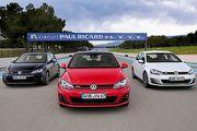 Golf GTI限時贈禮,VW全車系6月份優惠開跑