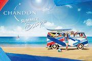 享受熱情盛夏 Chandon Summer 與你一同前進蔚藍海灘