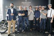 【騎士精神】ZENITH Heritage Pilot Ton-Up 腕錶上市