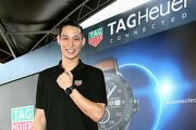 TAG Heuer Connected Watch 強勢登台 品牌大使林書豪親臨現場