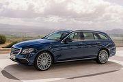 年中銷售報告預告2017產品內容,包含E-Class All Terrain以及GT C車系即將現身