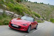 更輕、更好玩!下一代Mazda MX-5將會導入碳纖維科技