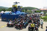 與海洋音樂祭合作,Yamaha BWS打造夏日樂園