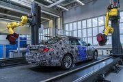 新世代5 Series偽裝車原廠揭示,發表3D掃描技術以利研發進程