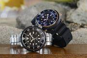 SEIKO PROSPEX 愛護海洋 與 PADI 推出聯名錶款