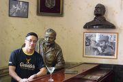 格蘭菲迪品牌大使 James 探索古巴秘境 挑戰先鋒者開拓精神