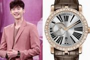 超級富豪姜哲攜手瑞士頂級腕錶羅杰杜彼走入銀幕