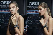 對時間重視 對速度熱情 ORIS Sports 運動系列