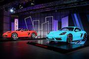 Macan臺灣專屬限量版同步推出,Porsche 718 Cayman國內正式發表
