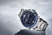 地表最潮運動風腕錶 ALBA 與劉以豪玩出自己的型