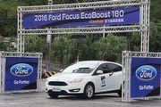 尋找最佳路線比猛催油門更重要,Ford Focus EcoBoost 180金卡納駕馭體驗