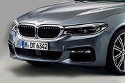 小一號的7 Series? BMW新5 Series廠圖意外流出!