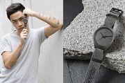 雷達表「世界設計之都 」 台北限量錶聶永真設計款