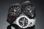 G-SHOCK GA-500/500P 渾圓錶殼前衛設計 城市時尚運動風