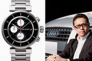 ISSEY MIYAKE WATCH x Audi A5 設計師和田智跨界合作