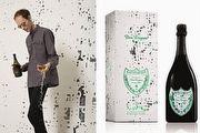 香檳王 Dom Pérignon x 知名德國藝術家 Michael Riedel
